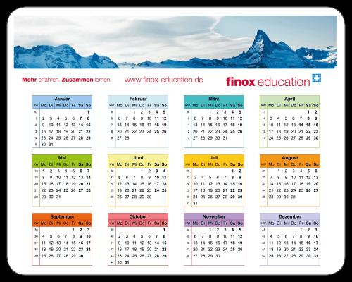 Toepassing voorbeelden mousepad als organisatie middel kalender shortcut