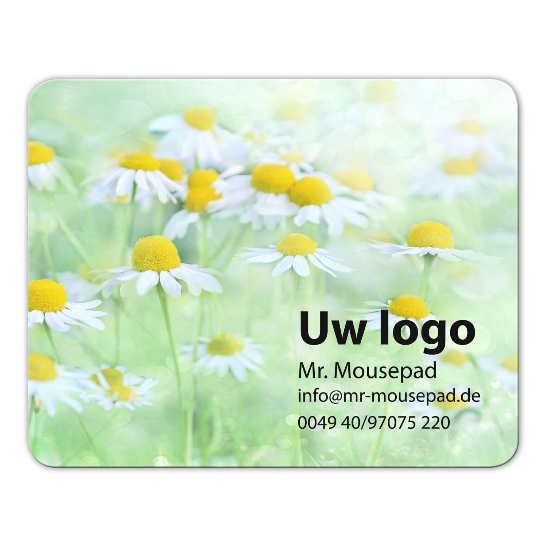 logo design muismatten natuur